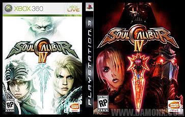 [XBOX 360 et PS3] Soul Calibur IV Soulcalibur4-covers