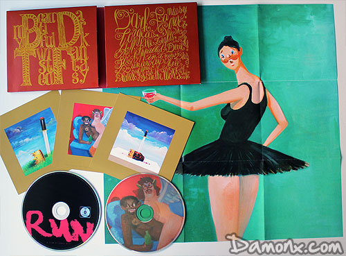 My Beautiful Dark Twisted Fantasy de Kanye West