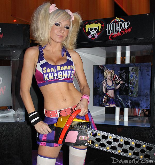 Advise Jessica nigri lollipop chainsaw