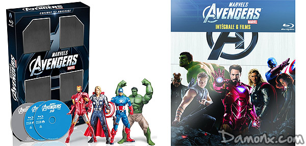 Blu Ray Avengers