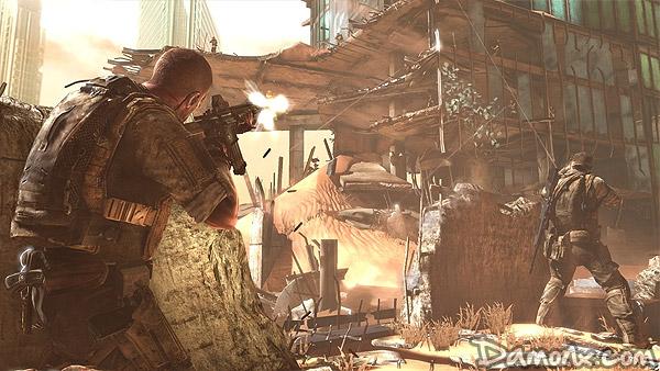 [Test] Spec Ops : The Line sur PS3