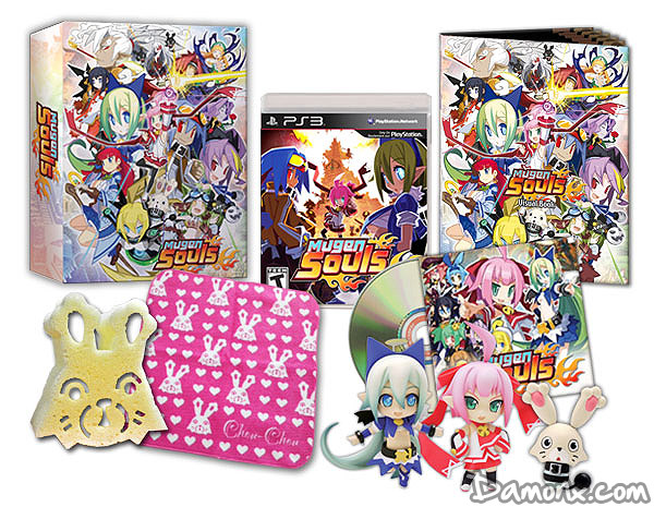 Mugen Souls Limited Edition Box PS3