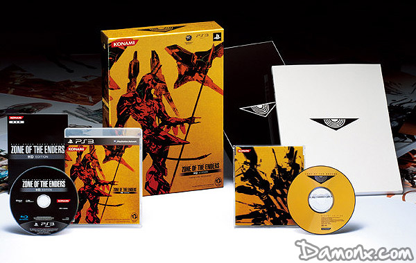 Zone of The Enders HD Edition Premium Package PS3