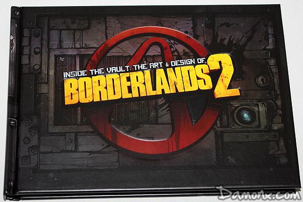 clés en or borderlands 2