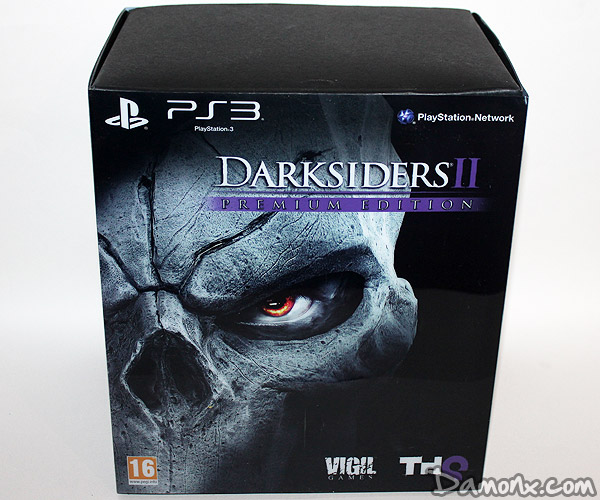 [Unboxing] Darksiders II Edition Collector Premium PS3