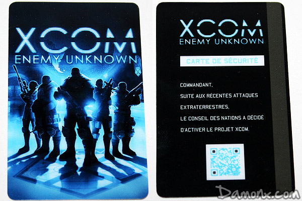 Press Kit de XCOM : Enemy Unknown