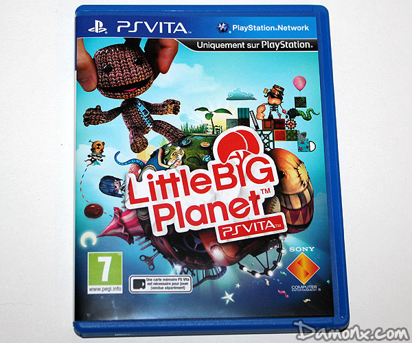Press Kit LittleBigPlanet PS Vita