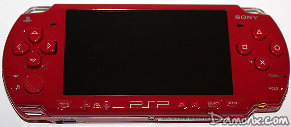 Console PSP 2001 Edition Limitée God of War