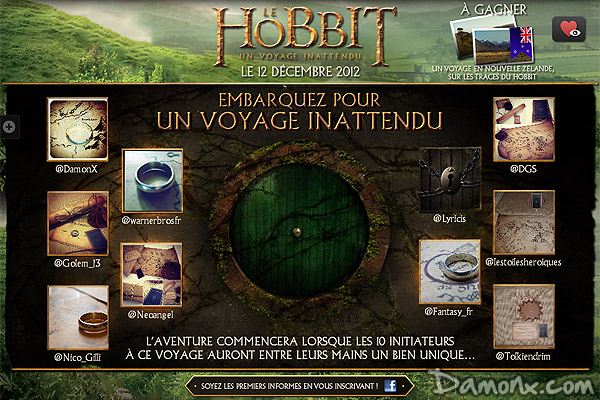 Buzz Kit du Film Le Hobbit