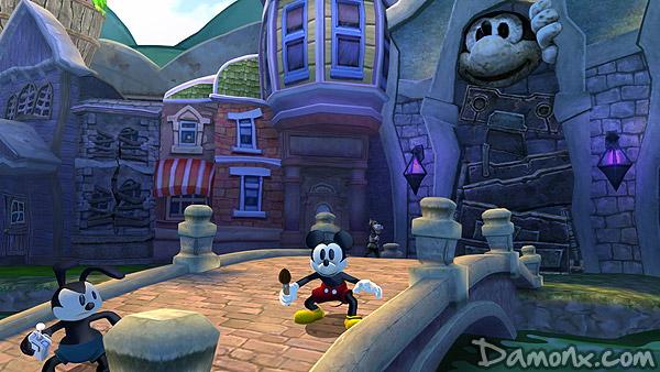 [Preview] Epic Mickey : Le Retour des Héros