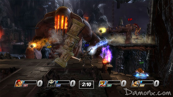 [Test] PlayStation All Stars Battle Royale (PS3 / PS Vita)