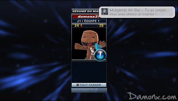 93e Trophée Platine : PlayStation All-Stars Battle Royale PS Vita