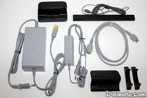 Unboxing console nintendo wii u 32 go premium pack - Comment connecter les manettes wii a la console ...