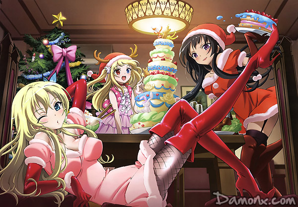 Joyeux Noël 2012 à Tous !