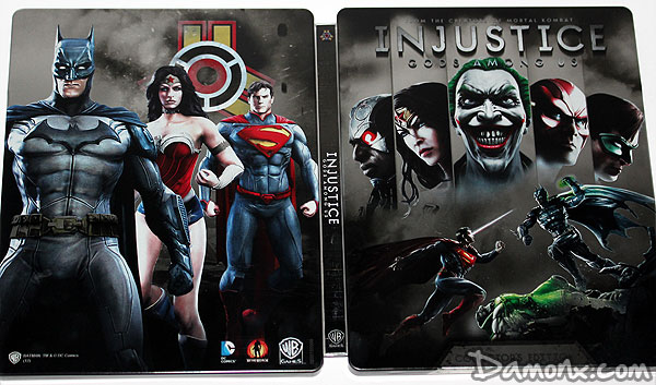 [Unboxing] Injustice Edition Collector