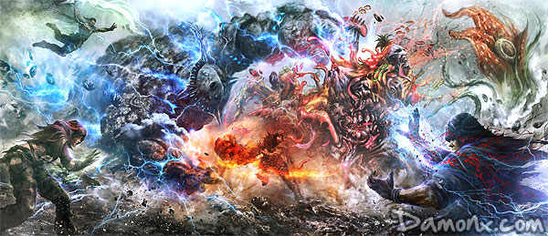 [Preview] Soul Sacrifice sur PS Vita