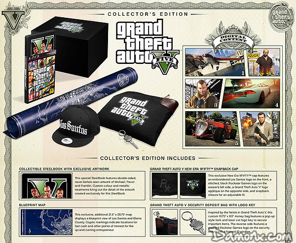 Version collector de vos jeux pal Ps3-gtav-01