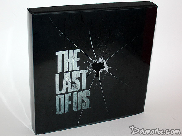 [Unboxing] Press Kit de The Last of Us - PS3