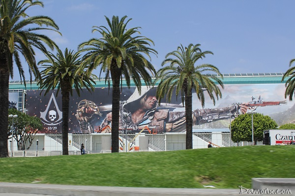 [E3 2013] Les Publicités du Convention Center