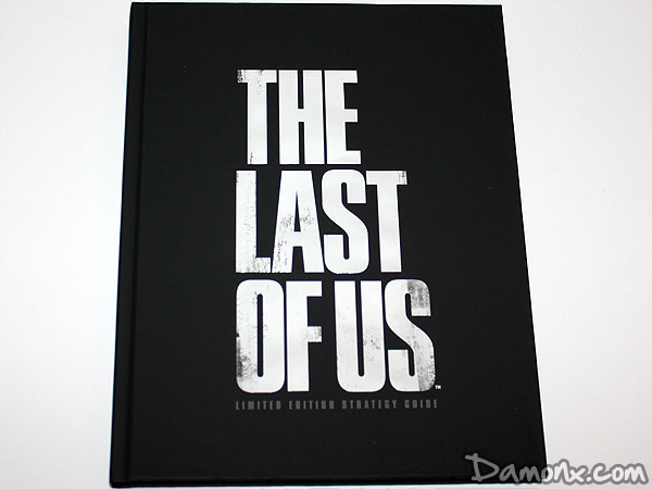 The Last of US : Limited Edition Strategy Guide