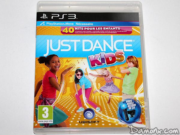 pas facile de trouver des ps3 ddis aux petits de 4 6 ans et encore moins aux petites filles just dance kids tait 5 chez auchan