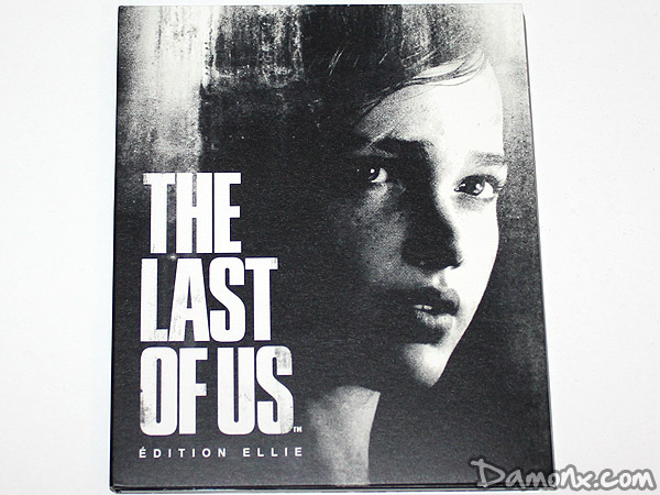 [Unboxing] The Last of Us Edition Collector Ellie