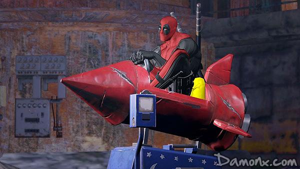 [Test] Deadpool sur PS3