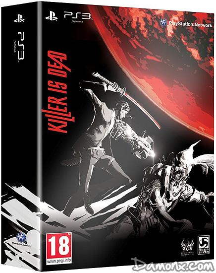 [Pré-co] Killer is Dead Edition Collector Fan PS3