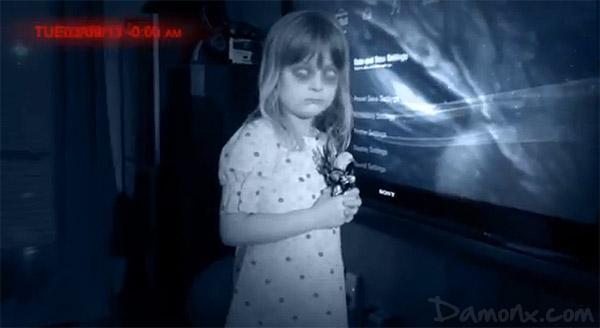 [Teasing] #EvilReborn : Ma PS3 est-elle possédée !