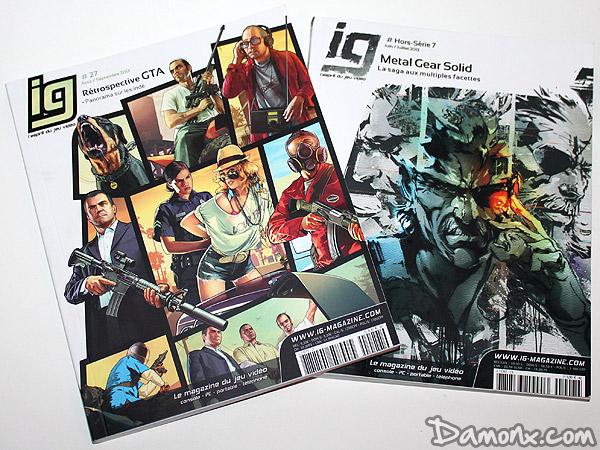 IG Magazine #27 Dernier et Ultime Numéro !