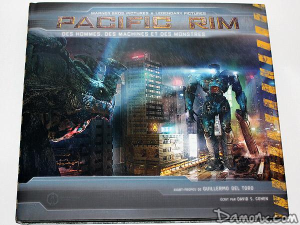 Livre du Film Pacific Rim