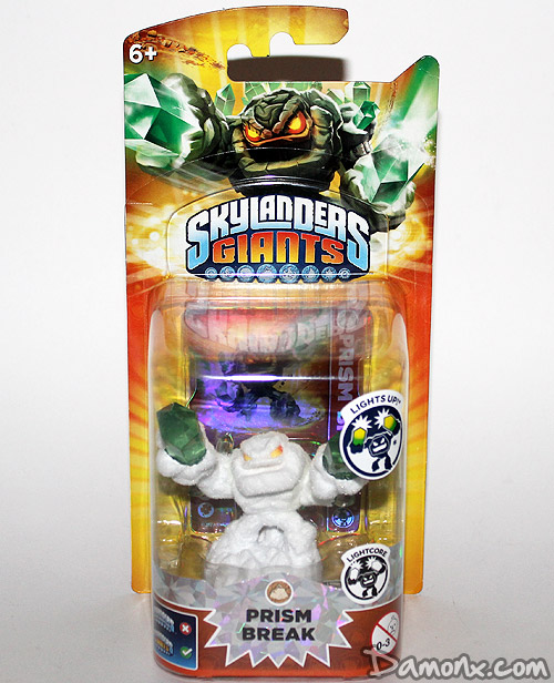 Skylanders Giants Collector Prism Break Flocked