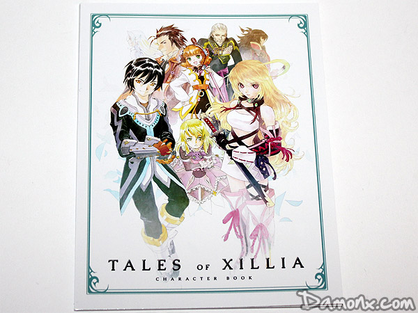 [Unboxing] Tales of Xillia : Edition Day One PS3