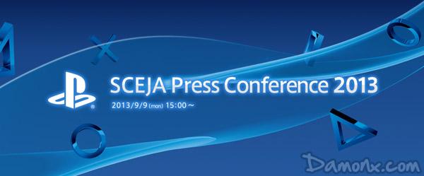 Conférence PlayStation (PS3, PS4, PS Vita) en Live du Japon