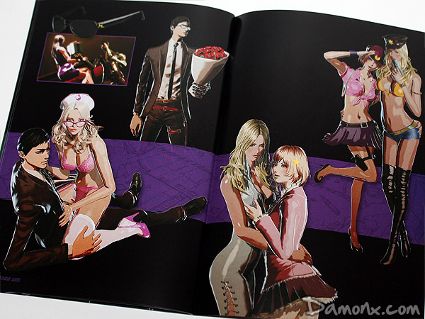 [Unboxing] Killer is Dead Edition Collector Fan