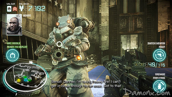 [Test] Killzone Mercenary sur PS Vita