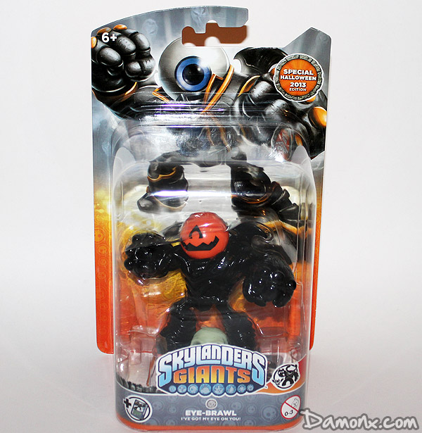 Skylanders Giants Eye-Brawl Special Halloween 2013