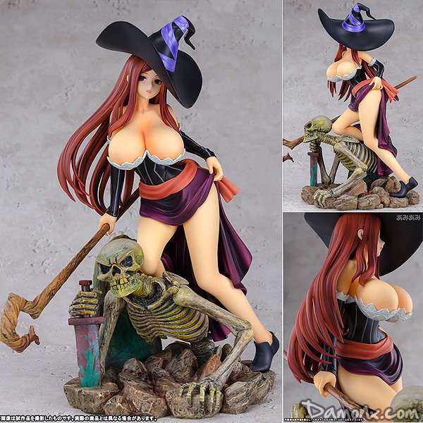 Dragon's Crown - Sorceress 1/8 Complete Figure