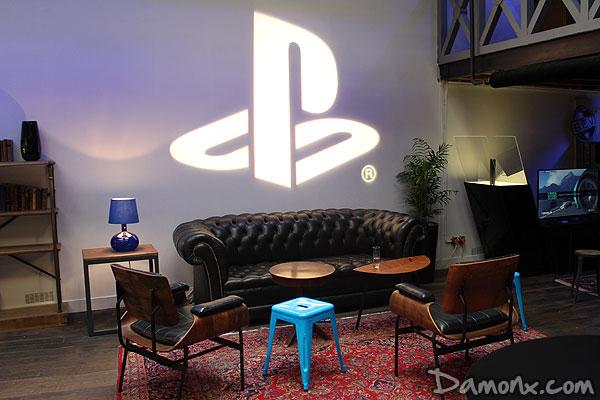 Visite de l'Appartement 4 (PS4)