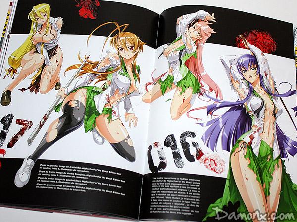 Lightning Pop - Artbook de Shoji Sato