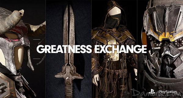 [Greatness Exchange] PlayStation Transforme les Trophées en Cadeaux ?!