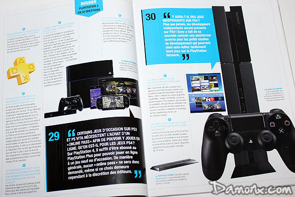 PlayStation Magazine Spécial PS4