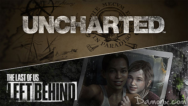 Naughty Dog dévoile The Last of Us : Left Behind et Uncharted sur PS4 !