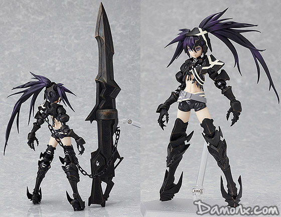 Blu Ray Black★Rock Shooter Série TV - Extension
