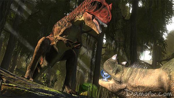 124e Trophée Platine : Wonderbook : Sur la Terre des Dinosaures