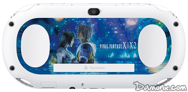 PS Vita 2000 Limitée Final Fantasy X/X2 HD Remaster