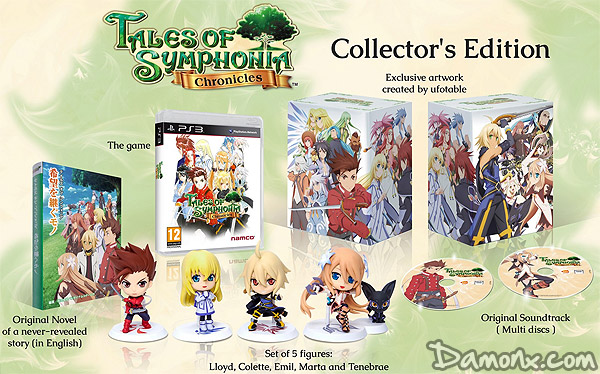 Tales of Symphonia Chronicles - Edition Collector PS3
