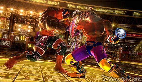 127e Trophée Platine : Tekken Tag Tournament 2