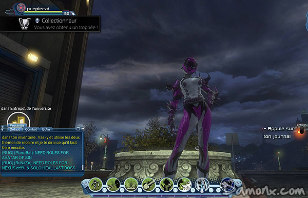 126e Trophée Platine : DC Universe Online sur PS4