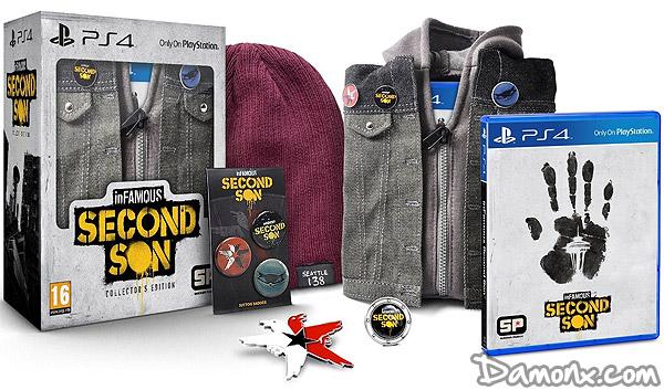 [Pré-co] InFamous : Second Son - Edition Collector PS4